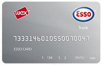 Esso Commercial-card